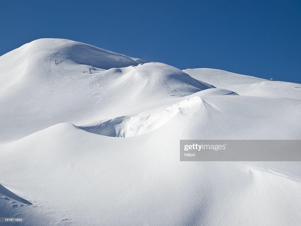 Snowdrift : Stock Photo