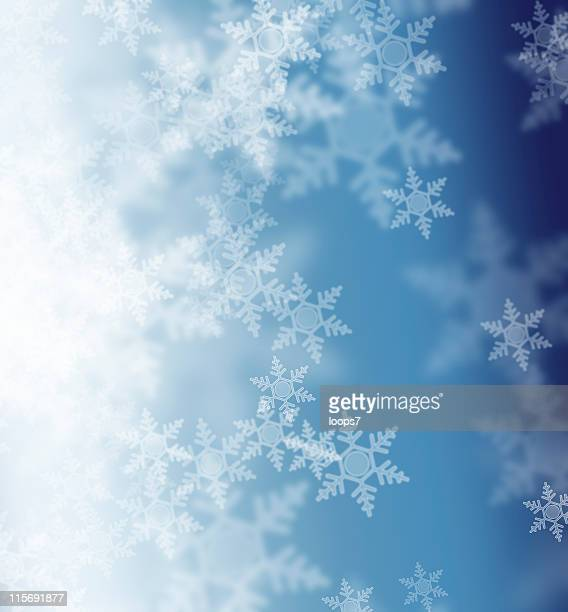 snowflakes background - loops7 stock photos and pictures