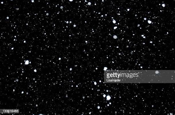 snowflakes - snow stock pictures, royalty-free photos & images
