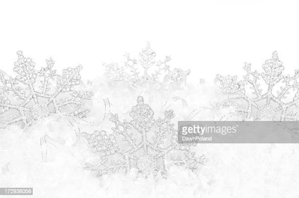 Snowflakes. (XL