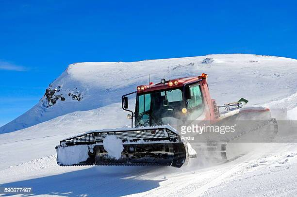 18 Pisten Bully Pictures, Photos & Images - Getty Images