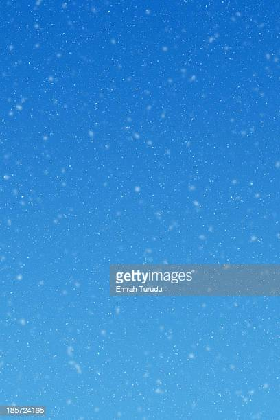 snowing - christmas background stock photos and pictures