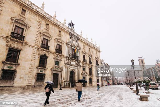Snowy Granada