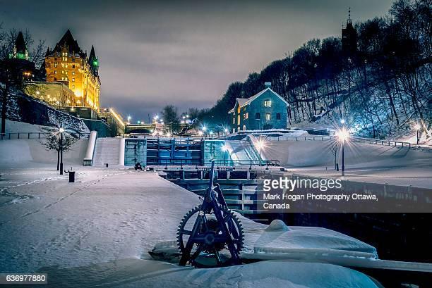 Snowy Locks