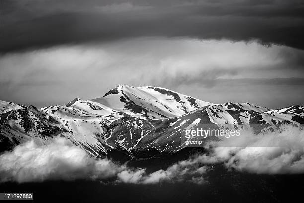 Snowy Mountains sommet