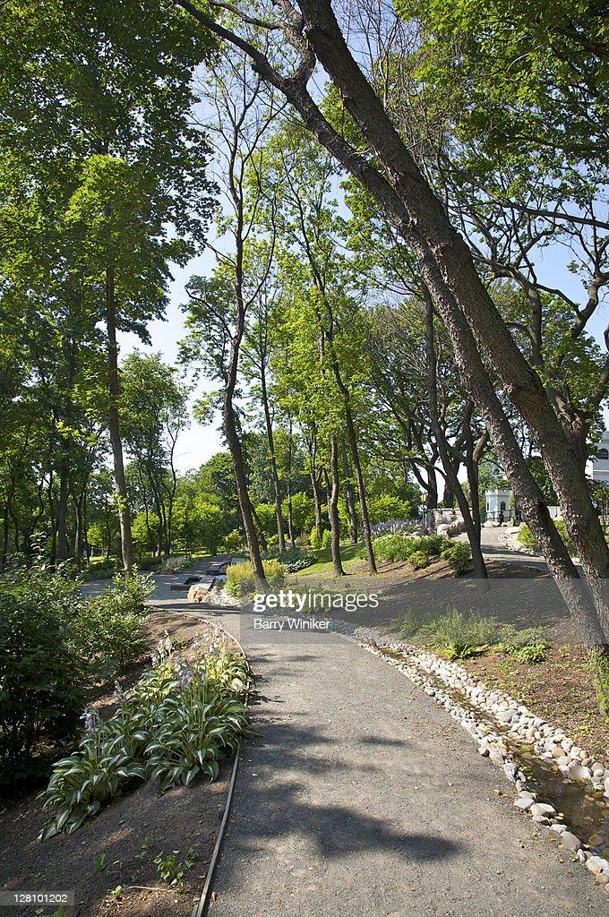 snug harbor cultural center and botanical garden staten island new york stock photo - Staten Island Botanical Garden