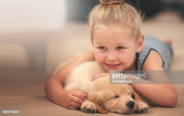 snuggles and cuddles - hairy girl stock pictures, royalty-free photos & images