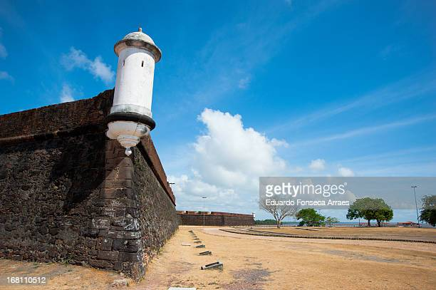 são josé fortress - amapá state stock pictures, royalty-free photos & images