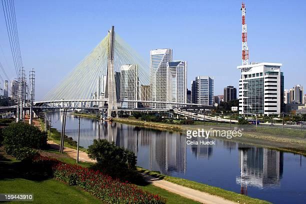 São Paulo - Ponte Estaiada