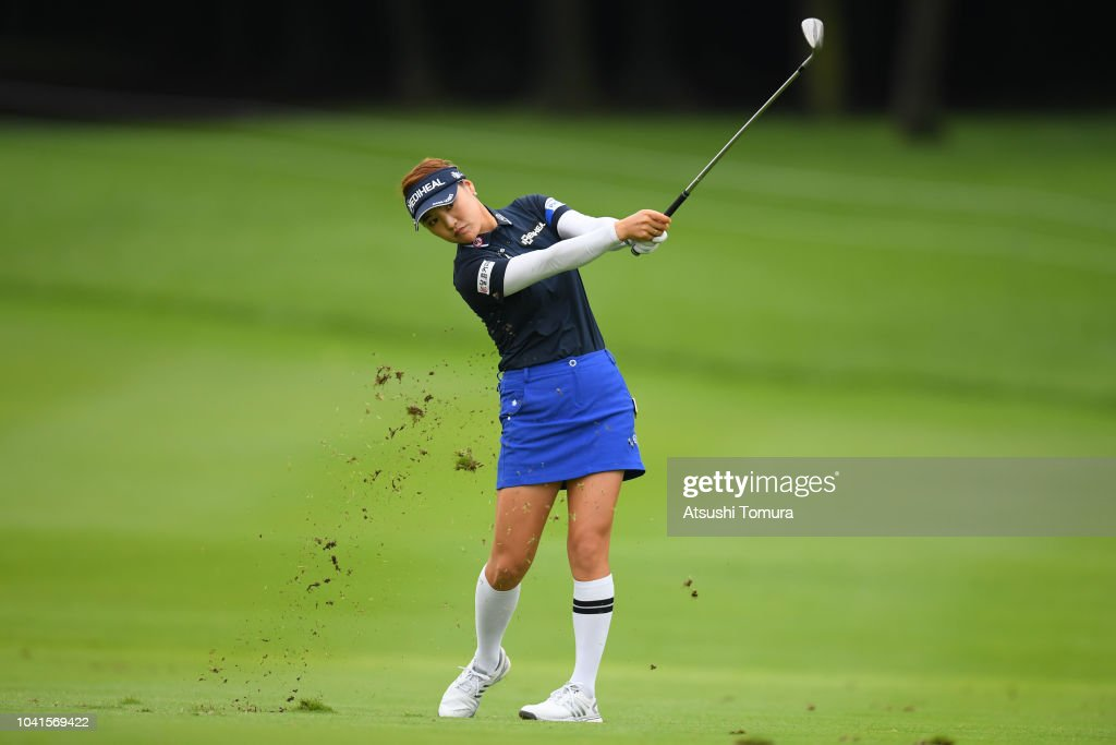 Japan Women's Open Golf Championship - Round One : ニュース写真