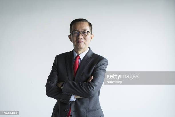 Soam Heng Choon chief executive officer of IJM Corp poses for a portrait before an interview in Kuala Lumpur Malaysia on Tuesday May 30 2017 IJM is...