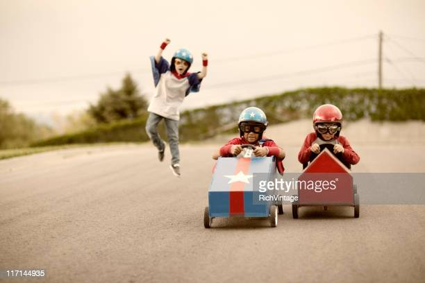 Soap Box Racers