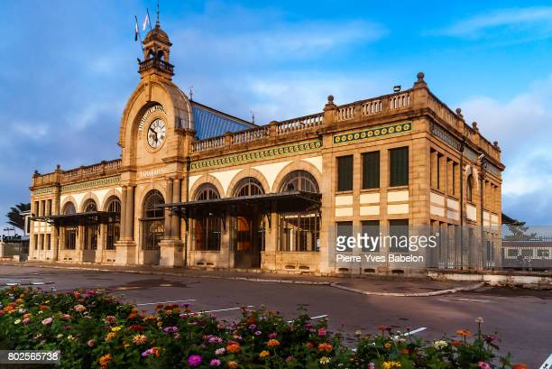 soarano railway station - antananarivo stock photos and pictures