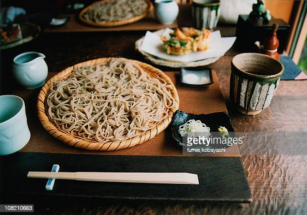 soba - sapporo stock pictures, royalty-free photos & images