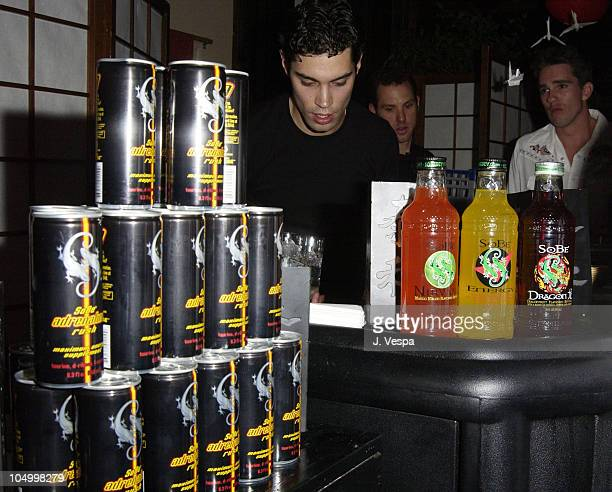 Sobe Tea Bar during Maxim Hot 100 Party Inside at Yamashiro in Hollywood California United States