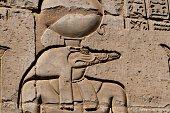 Sobek carvings