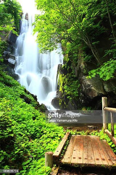 Sobetsu waterfall, Hokkaido