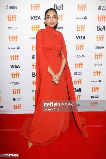 Sobhita Dhulipala attends the The Elder One photo call during the 2019 Toronto International Film Festival at Winter Garden Theatre on September 11...