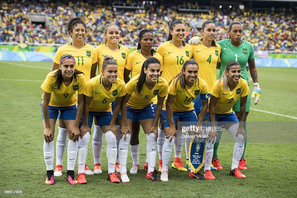 Brazilian women soccer team