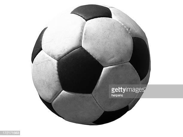 Fußball ball, isoliert