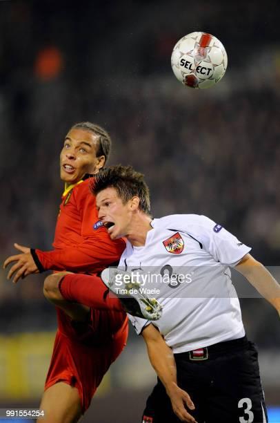 Belgium Austriaaxel Witsel / Franz Schiemer / Uefa Euro 2012 Qualification Autriche Oostenrijk / Tim De Waele