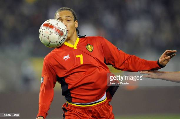 Belgium Austriaaxel Witsel / Julian Baumgartlinger / Uefa Euro 2012 Qualification Autriche Oostenrijk / Tim De Waele