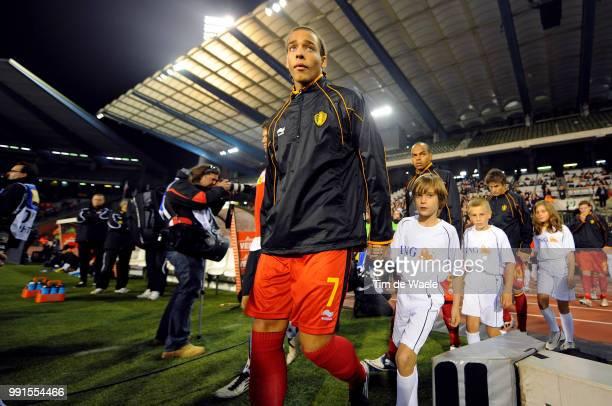 Belgium Austriaaxel Witsel / Uefa Euro 2012 Qualification Autriche Oostenrijk / Tim De Waele