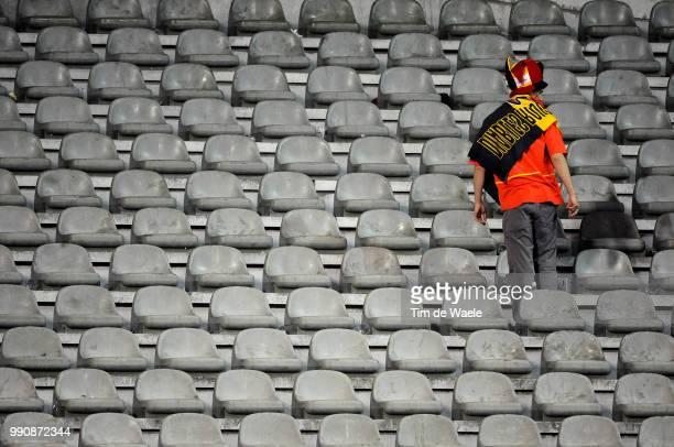 Belgium Austriaillustration Illustratie Belgian Fans Supporters Public Publiek Deception Teleurstelling Uefa Euro 2012 Qualification Autriche...