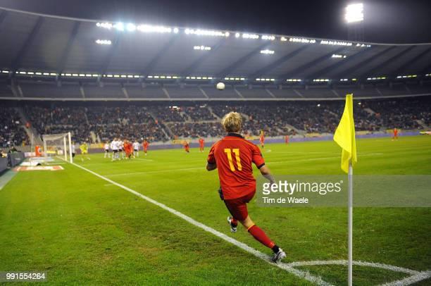 Belgium Austriaillustration Illustratie Corner Jonathan Legear / Uefa Euro 2012 Qualification Autriche Oostenrijk / Tim De Waele