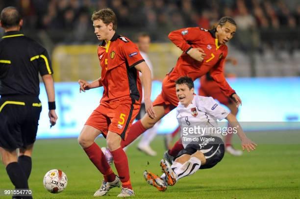 Belgium Austriajan Vertonghen / Uefa Euro 2012 Qualification Autriche Oostenrijk / Tim De Waele