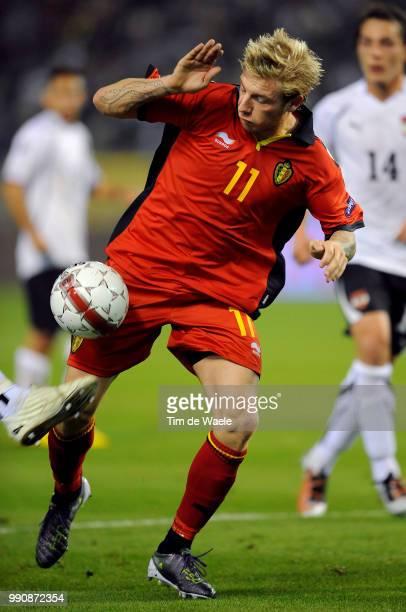 Belgium Austriajonathan Legear / Uefa Euro 2012 Qualification Autriche Oostenrijk / Tim De Waele