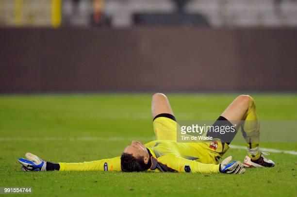 Belgium Austriajurgen Macho / Deception Teleurstelling Uefa Euro 2012 Qualification Autriche Oostenrijk / Tim De Waele