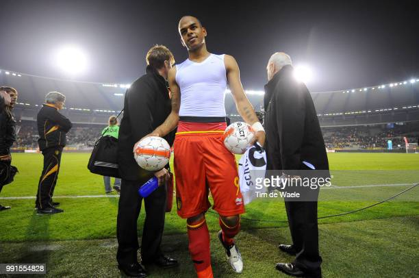 Belgium Austriamarvin Ogunjimi / Deception Teleurstelling Uefa Euro 2012 Qualification Autriche Oostenrijk / Tim De Waele