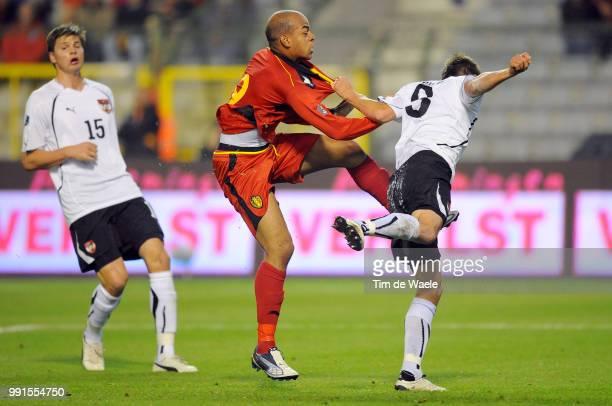 Belgium Austriamarvin Ogunjimi / Erwin Hoffer / Uefa Euro 2012 Qualification Autriche Oostenrijk / Tim De Waele