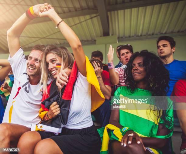 Fußball-WM-Fans: Deutschland-Fans