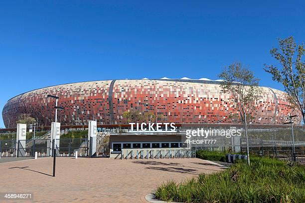 Stade de football de la ville ou sur les repas et les boissons, de Johannesburg