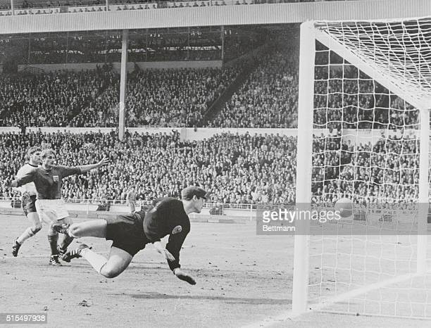 Soccer coming to the United StatesEngland scores a goal against Germany in the final of the World Cup Tournament at Wembley Stadium in a 1966 file...