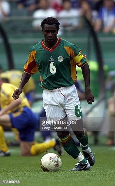 Senegal Team Aliou Cisse