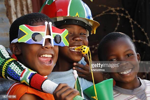 Soccer fever South Africa