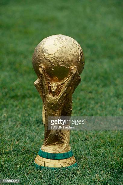 Soccer FIFA World Cup Trophy