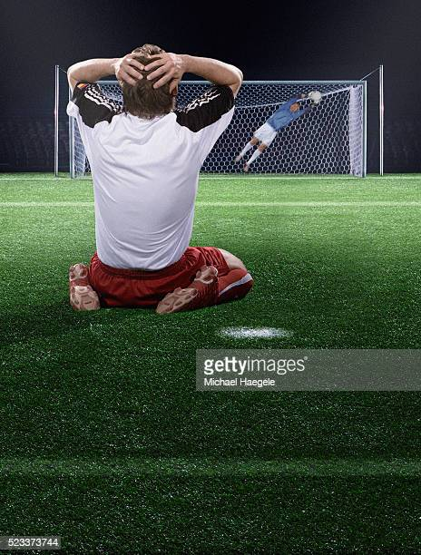 soccer game - penalty stock pictures, royalty-free photos & images