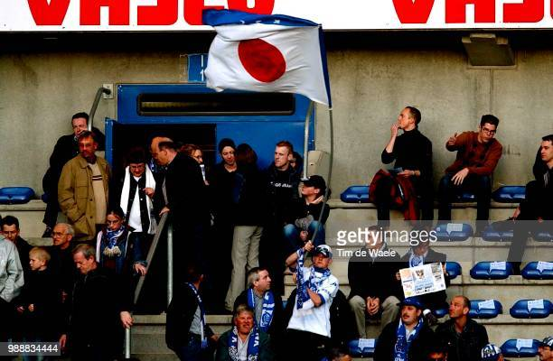 Krc Genk - Cl Brugge /Suzuki Takayuki, Fans, Supporters, Club, Racing,