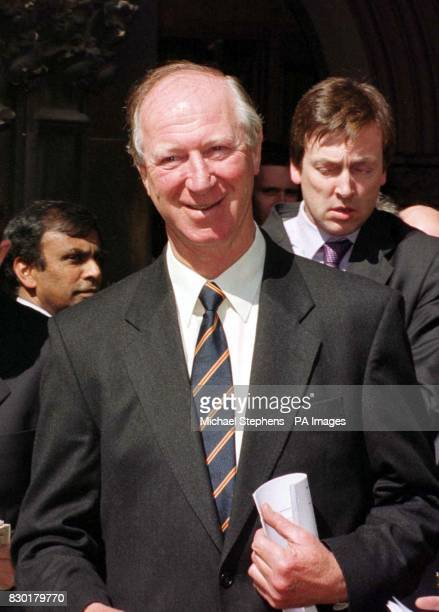 Soccer Legend Jack Charlton leaves a packed memorial service in the Suffolk town of Ipswich for Sir Alf Ramsay The men who were led to World Cup...