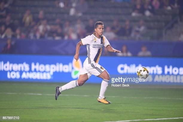 Los Angeles Galaxy Giovani dos Santos in action vs Real Salt Lake at StubHub Center Carson CA CREDIT Robert Beck