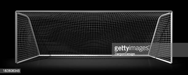soccer net - netting stock pictures, royalty-free photos & images