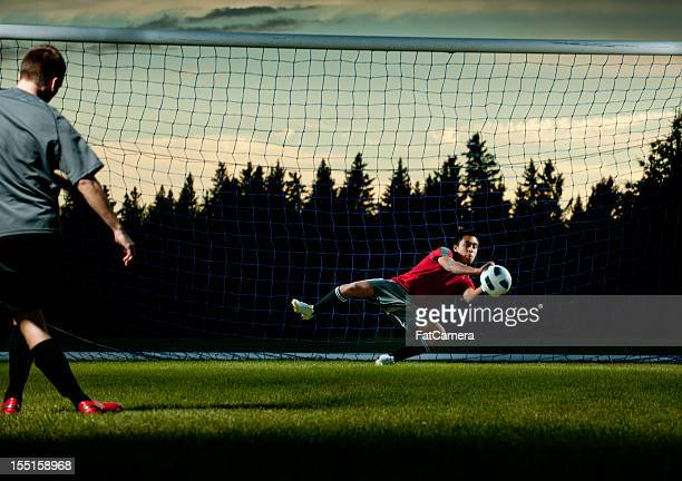 soccer - fat goalkeeper stock pictures, royalty-free photos & images