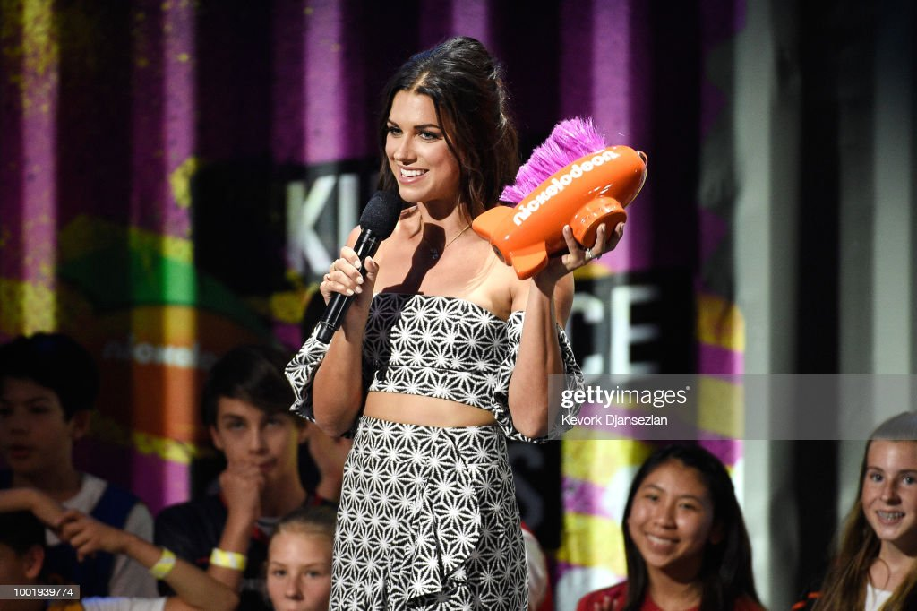 Nickelodeon Kids' Choice Sports 2018 - Show