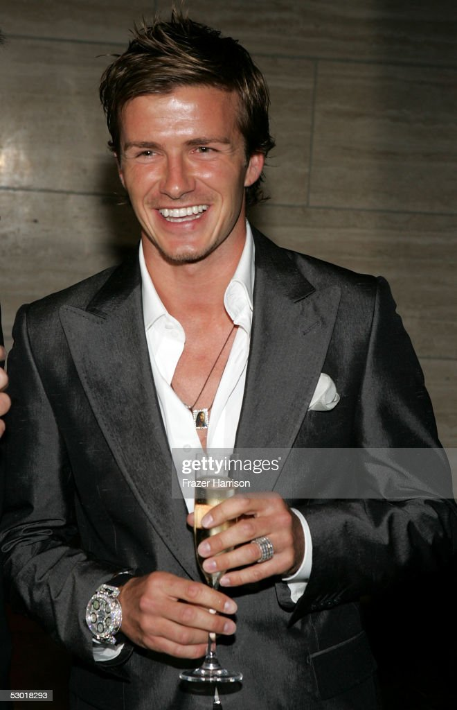 """The David Beckham Academy"" Launch Party"