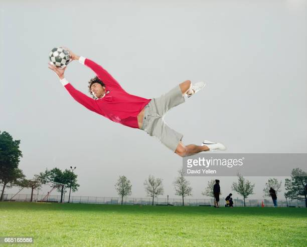 Soccer Player Ethan Zohn