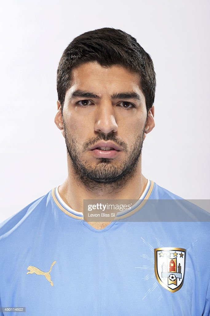 Luis Suarez, Sports Illustrated, June 9, 2014